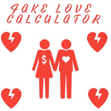 Fake Love Calculator